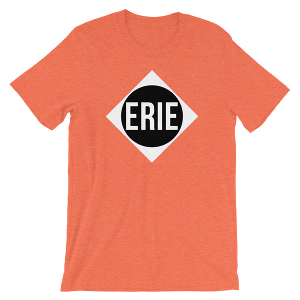 Erie Railroad Short-Sleeve Unisex T-Shirt