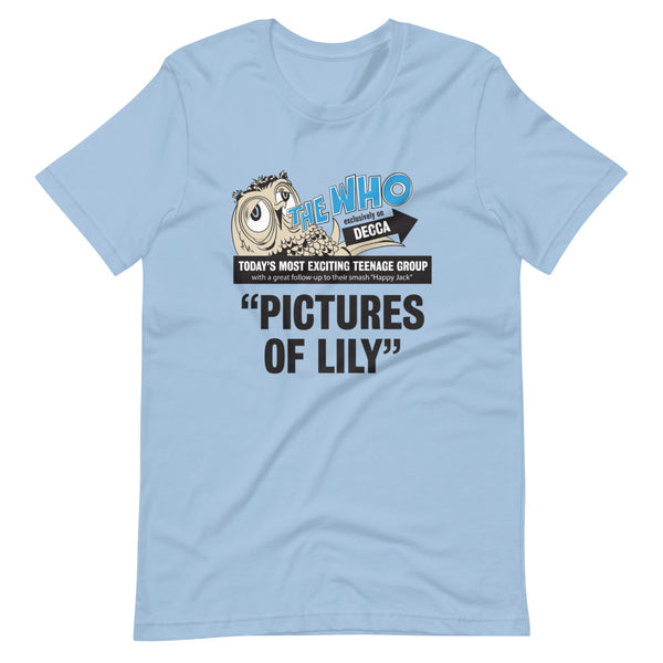 Who Today's Most Exciting Teenage Group Short-Sleeve Unisex T-Shirt