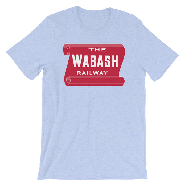 Wabash Railway Short-Sleeve Unisex T-Shirt