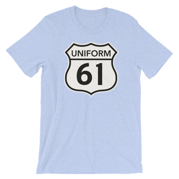 Uniform 61 Short-Sleeve Unisex T-Shirt