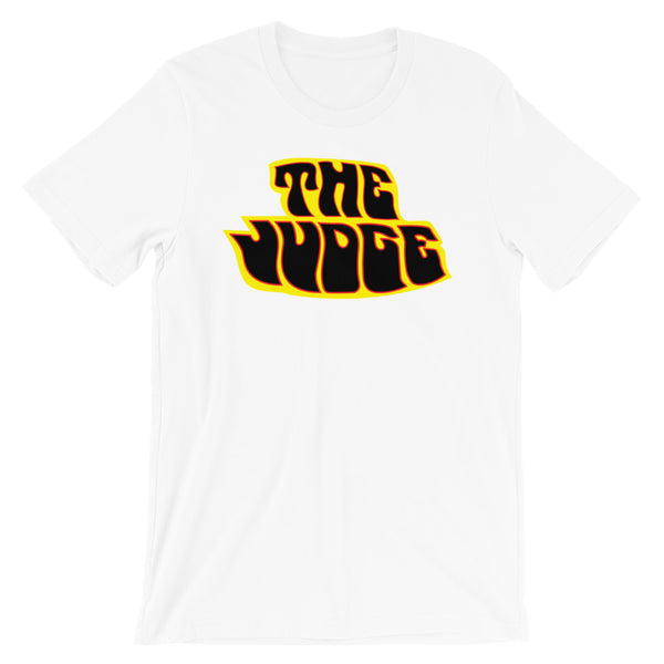 The Judge Short-Sleeve Unisex T-Shirt