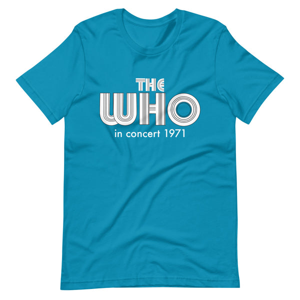 WHO Was There? Short-Sleeve Unisex T-Shirt