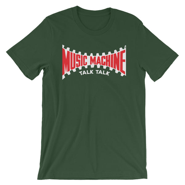 MUSIC MACHINE TALK TALK Short-Sleeve Unisex T-Shirt