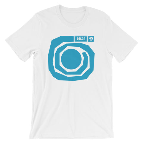 DECCA Records Short-Sleeve Unisex T-Shirt