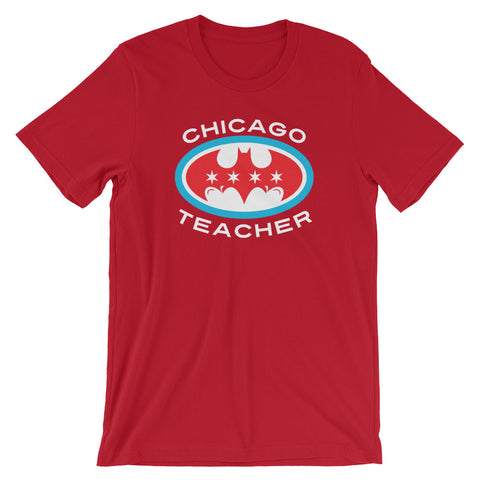 Chicago BAT Short-Sleeve Unisex T-Shirt