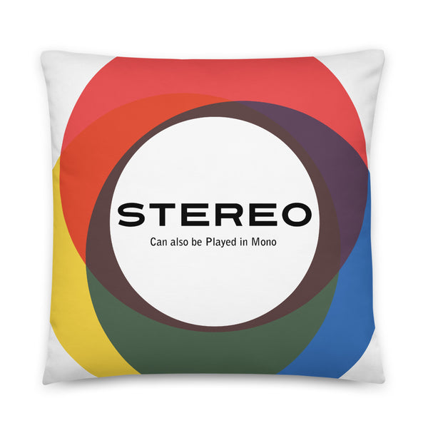 STEREO Basic Pillow
