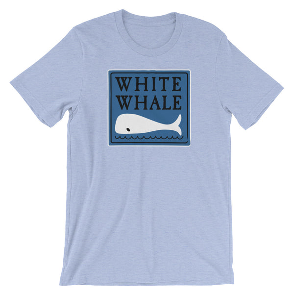 White Whale Records Short-Sleeve Unisex T-Shirt
