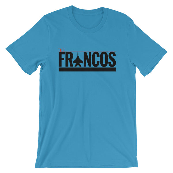 The Francos Short-Sleeve Unisex T-Shirt