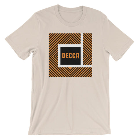 DECCA Short-Sleeve Unisex T-Shirt