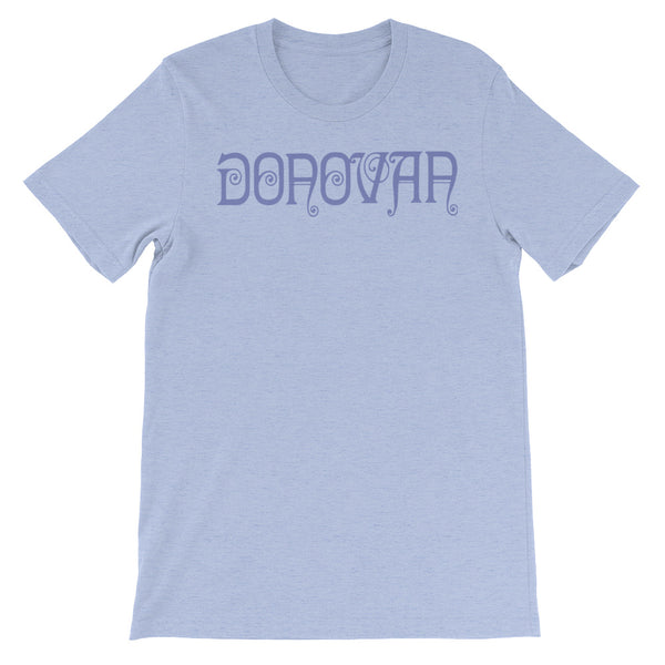 Donovan Short-Sleeve Unisex T-Shirt