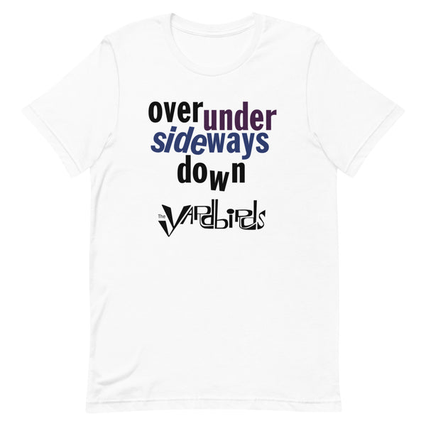 Over Under Sideways Down! Short-Sleeve Unisex T-Shirt