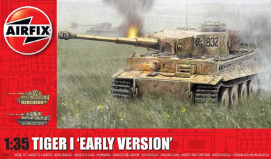 AIRFIX 1/35 TIGER 1 EARLY VERSION