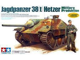 TAMIYA 1/35 HETZER MID PRODUCTION