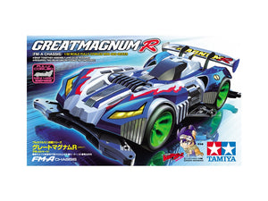 TAMIYA MINI 4WD GREAT MAGNUM R