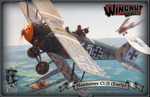 WINGNUT WINGS 1/32 HANNOVER CL.II EARLY