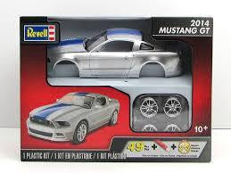 REVELL 1/24 2014 FORD MUSTANG GT