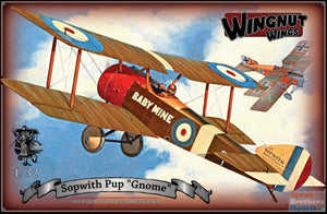 WINGNUT WINGS 1/32 SOPWITH PUP 'GNOME'