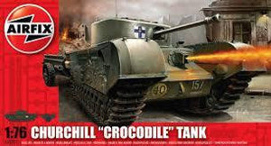 AIRFIX 1/72 CHURCHILL CROCODILE