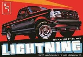AMT 1/25 94 FORD FI50 PICKUP