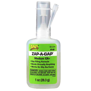 ZAP-A-GAP MEDIUM CA 1OZ