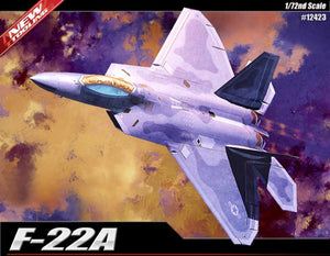ACADEMY 1/72 F-22A AIR DOMINANCE