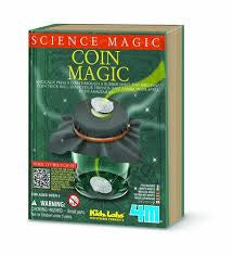 SCIENCE MAGIC COIN MAGIC