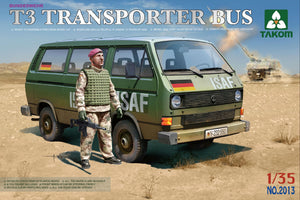 TAKOM 1/35 T3 TRANSPORTER BUS 7 SEATER