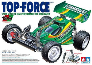 TAMIYA R/C 1/10 TOP FORCE OFF ROAD KIT