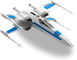 REVELL STAR WARS RESISTANCE X-WING FIGHTER