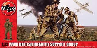 AIRFIX 1/32 BRITISH INFANTRY