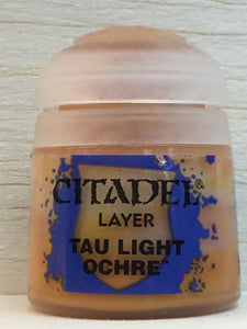 CITADEL 22-42 TAU LIGHT OCHRE