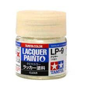 TAMIYA LACQUER LP-9 CLEAR