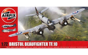 AIRFIX 1/72 BRISTOL BEAUFIGHTER TF.10