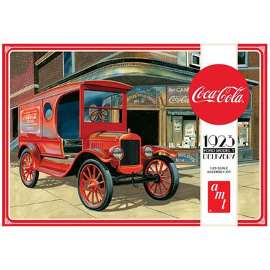 AMT 1/25 1925 MODEL T COCA COLA DELIVERY