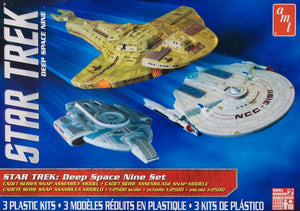 AMT 1/2500 STAR TREK CADET DS9