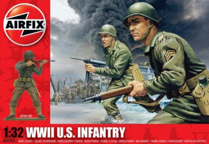 AIRFIX 1/32 WWII US INFANTRY
