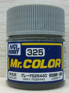 GUNZE MR COLOR C325 SEMI GLOSS GRAY FS36440
