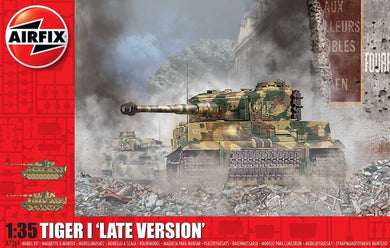 AIRFIX 1/35 TIGER 1 EARLY VERSION 'CITADEL'