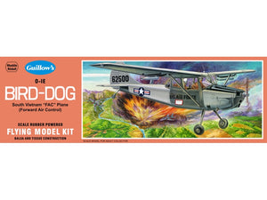 GUILLOWS BALSA CESSNA 0-1E BIRD-DOG