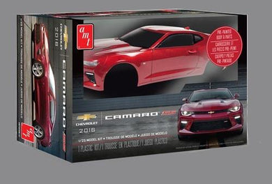 AMT 1/25 16 CHEVY COMARO SS