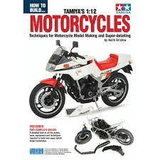 HOW TO BUILD TAMIYA'S 1/12 MOTORCYCLES