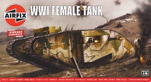 AIRFIX 1/76 FEMALE TANK
