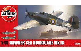 AIRFIX 1/48 HAWKER SEA HURRICANE MK.1B