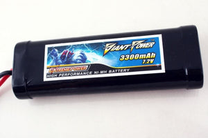 BATTERY 7.2V GIANT POWER 3300 MAH