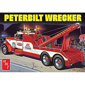 AMT 1/25 PETERBILT WRECKER