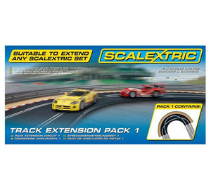 SCALEXTRIC TRACK EXTENSION PACK 1 CROSSOVERS