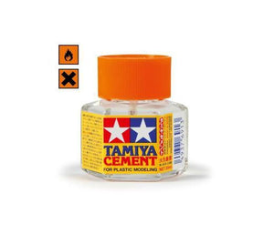TAMIYA CEMENT 20ml (ORANGE)