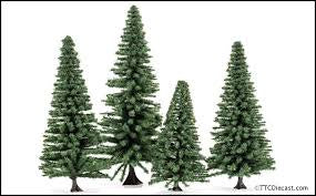 HORNBY TREES LARGE FIR