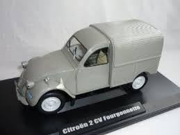 NOREV CITREON 2CV FOURGONNETTE