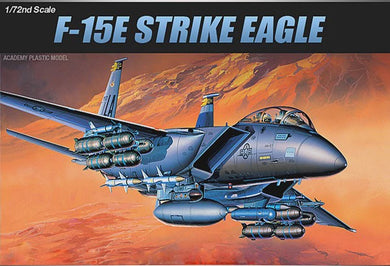 ACADEMY 1/72 F-15E STRIKE EAGLE